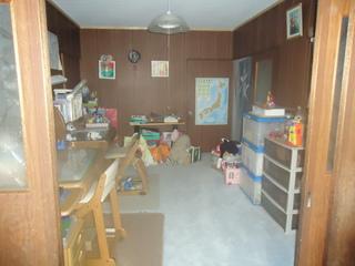 旧 キッチン緑面.JPG